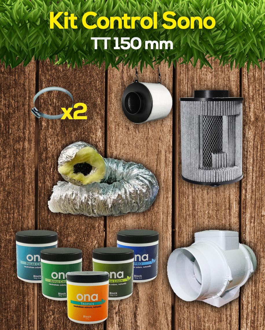 kit control sono tt 150 mm